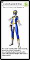 X module hikyou blue