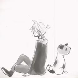Laika the dog Pianissimo