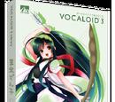 Tohoku Zunko (VOCALOID3)