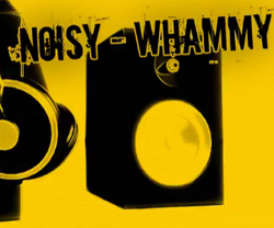Noisy Whammy myGOD-P