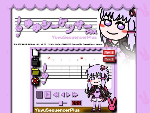 Archivo:YuyuSequencerPlus Yukari.jpg
