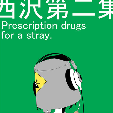 File:西沢第二集 (Prescription drugs for a stray.).jpg