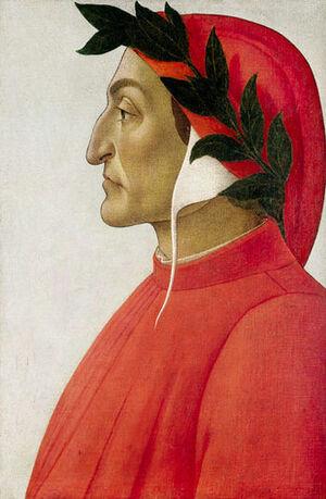 350px-Portrait de Dante
