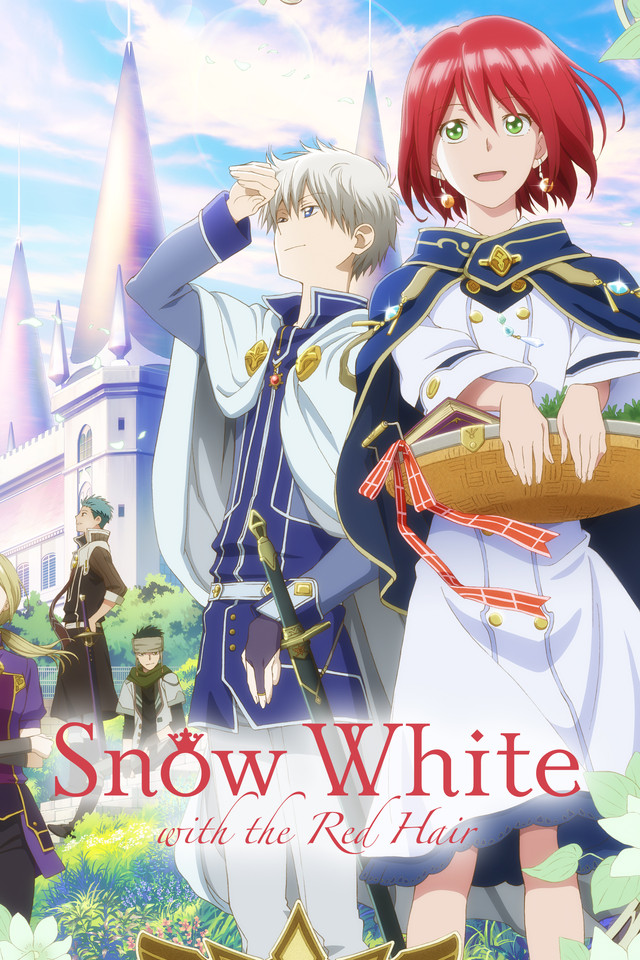 snow white with the red hair anime voice over wiki fandom powered by wikia