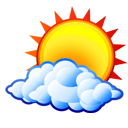 Fichier:Nuvola apps kweather.png