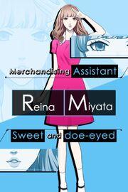 Reina Miyata - Profile