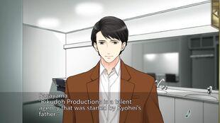 Scandal in the Spotlight Sasayama