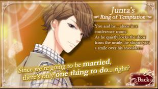 Junta Ring of Temptation