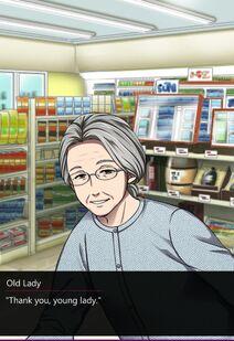 Old Lady (LOD)