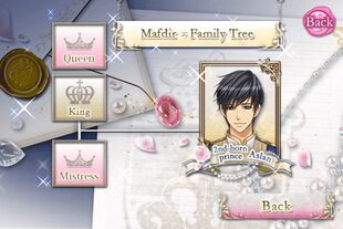 Aslan Mafdir - Family Tree