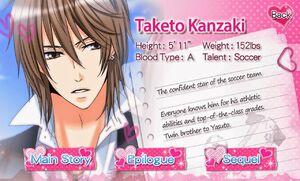 Taketo profile