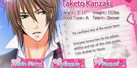 Taketo Kanzaki