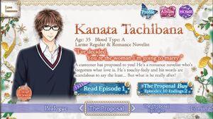 Katana Profile