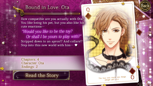 Bound in Love Ota