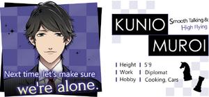 Kunio Muroi Profile