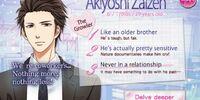 Akiyoshi Zaizen