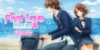 First Love Diaries - A Kiss on the Beach
