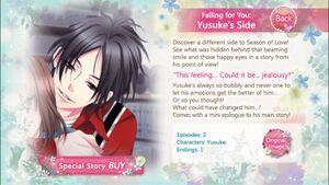 Falling for You - Yusuke's Side