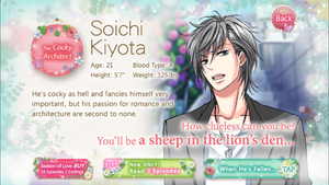 Soichi Kiyota - Profile