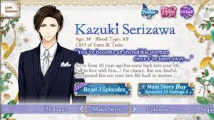 Kazuki profile