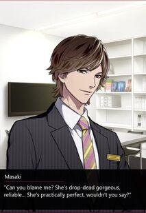 Masaki Aihara (LUTT)