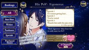His PoV. Aigonorus