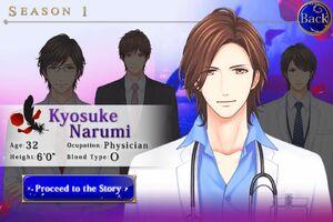 Kyosuke Narumi - Profile