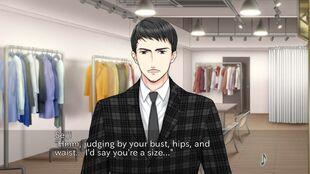 Scandal in the Spotlight Seiji