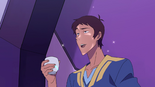Lance is Awakened From a Dream