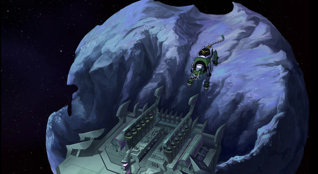 File:282. Green Lion above Universal Base.png