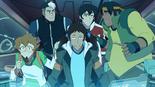 Lance, Pidge, Shiro, Keith and Hunk