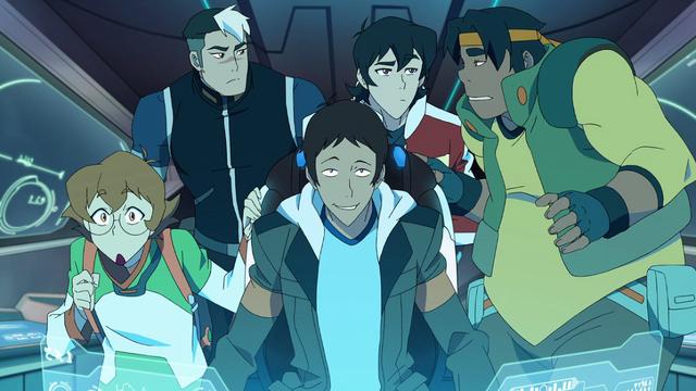 File:Lance, Pidge, Shiro, Keith and Hunk.png