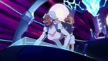 S2E01.215. Toddler Coran pulls Allura's hair