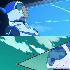 Parallel between Blaytz and Lance.