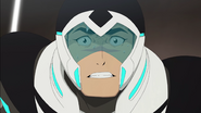 56. Shiro has flashback fighting the Gladiator bot
