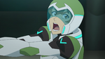 S2E03.117a. Pidge yelling at Hunk 2