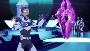 S2E09.27. Kung fury on Zarkon's ship