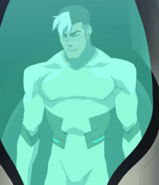 Shiro in recovering