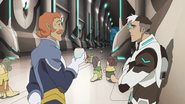 17. Coran and Shiro discussion