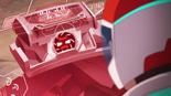 96. Red Lion's bayard console