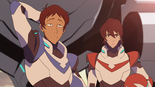221j. Lance and Keith at end of first Voltron battle