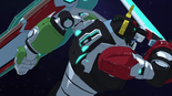 S2E05.241. Voltron swings sword (good back detail)