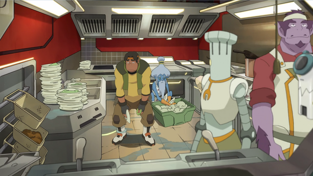 File:S2E07.100. Hunk gets shackled to KP duty.png