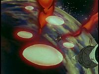 Screen-proton missles strike achilles