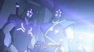 Kolivan and 1 Member of the Blade of Marmora