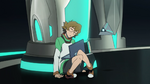 3. Sleeping Pidge