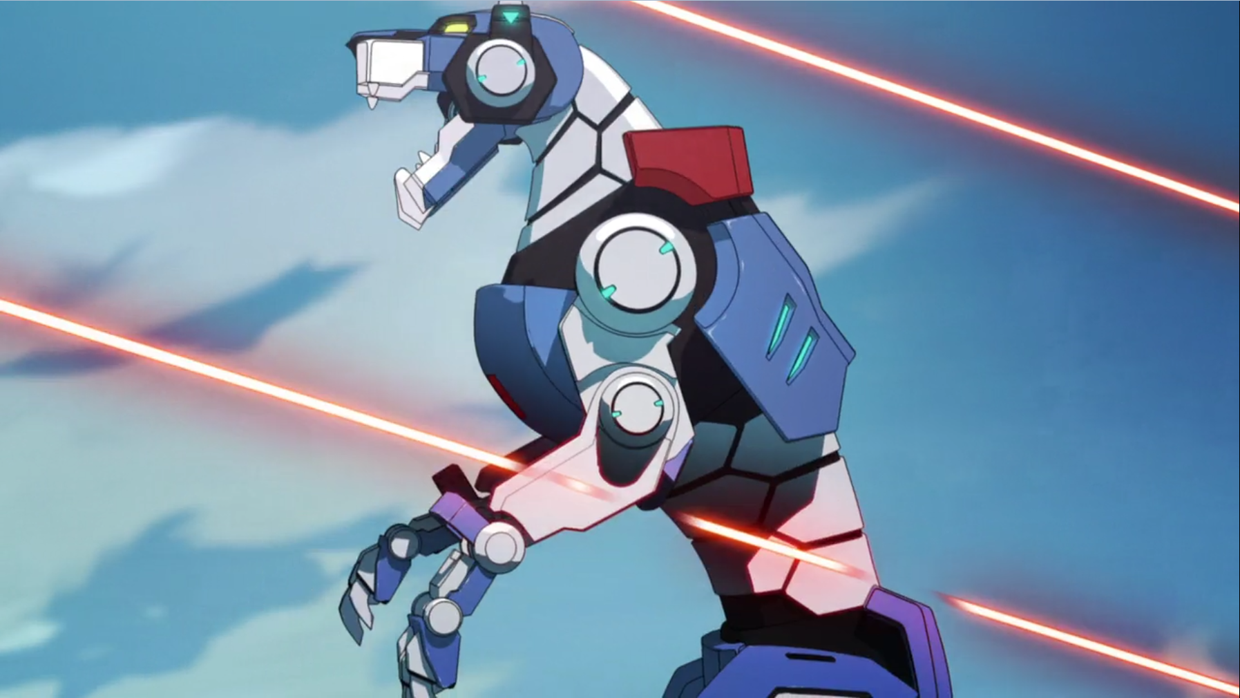 Image - 66. Blue Lion vertical during fight.png | Voltron ...