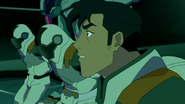 7. Shiro protests to the Galra