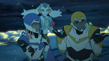 Lance, Plaxum and Hunk