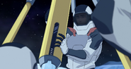 Shiro in the Space